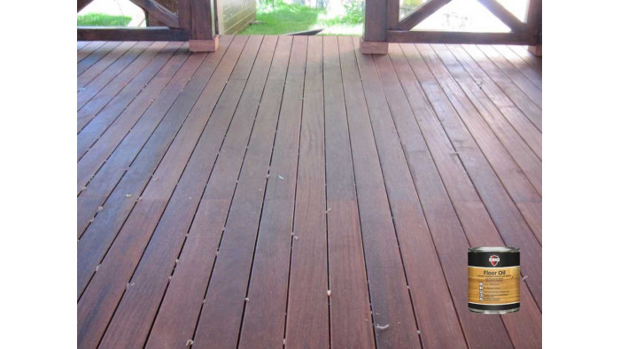 Пол Floor Oil #1